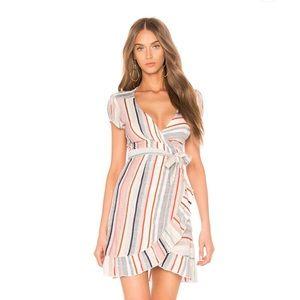 Free People wrap dress. Never worn!